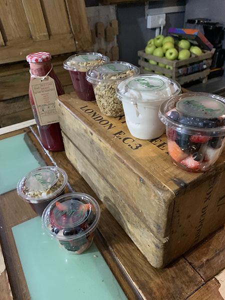 Kind Juices Acai & Fruit Bowls