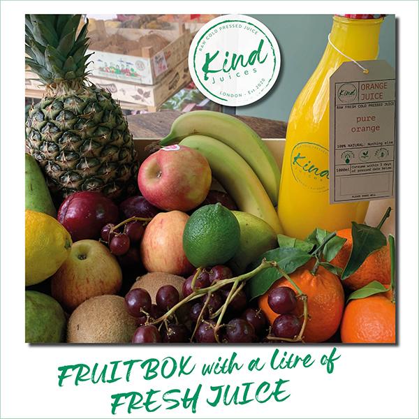 Kind Juices Fruit Boxes