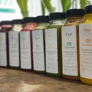 Kind Juices Delivery