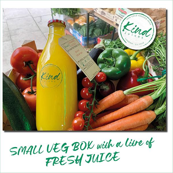 Kind Juices Vegetable/Fruit/Juice Boxes