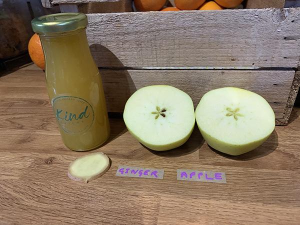 Kind Juices Wellness Shots