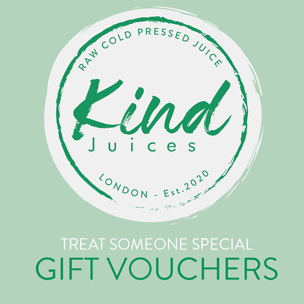Kind Juices Gift Vouchers
