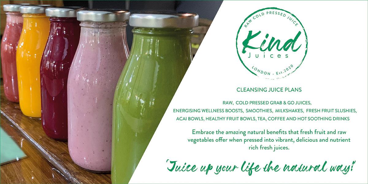 Kind Juices Independent Juice Bar