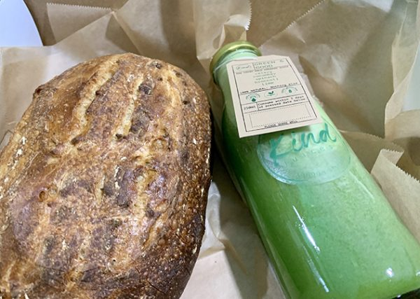Kind Juices Bread and Juice delivery